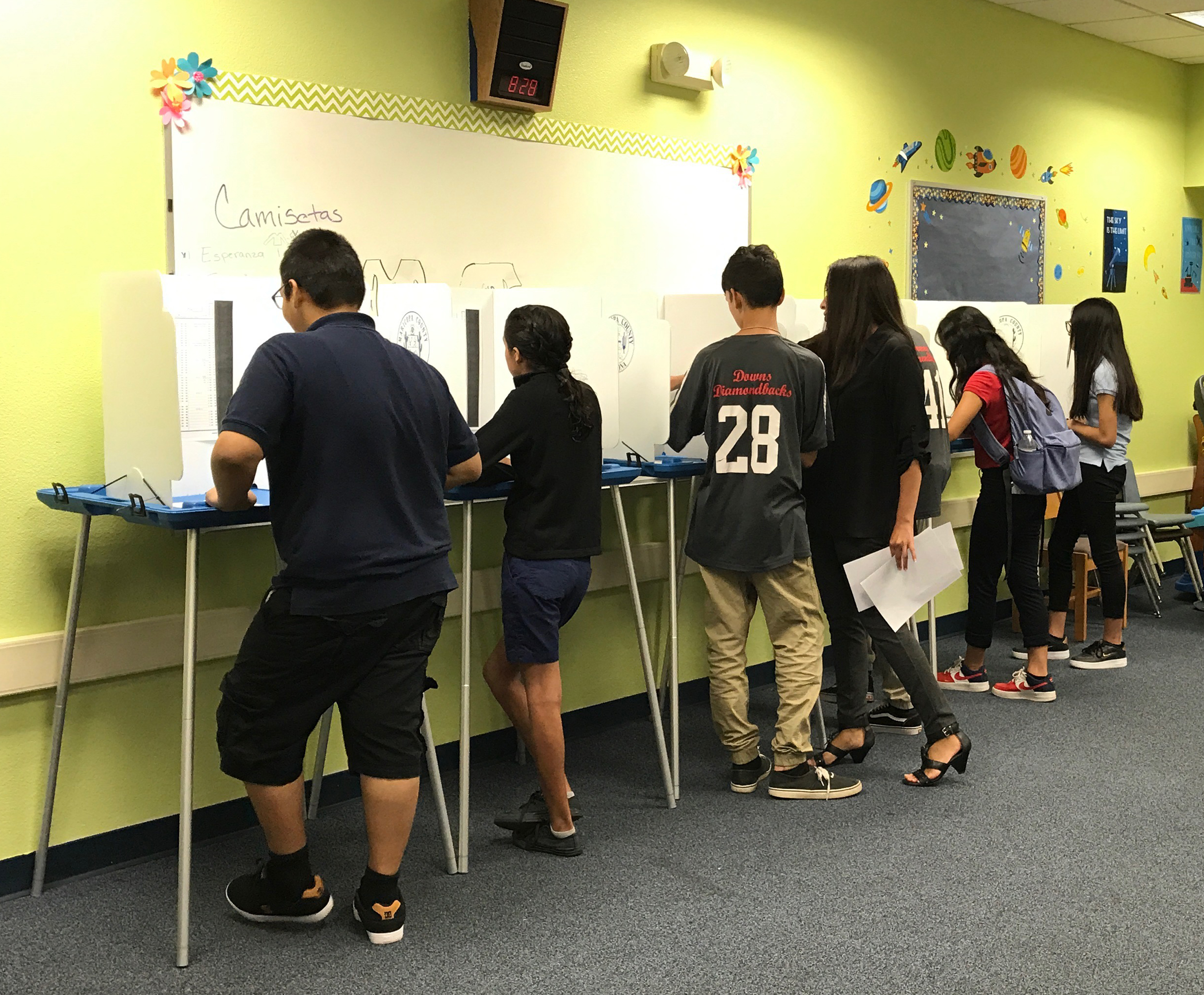 27 Days of Voting - Kids Voting Arizona